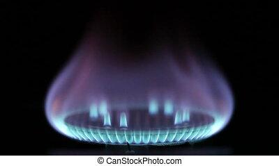 brûleur, essence