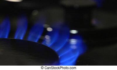 brûleurs, essence