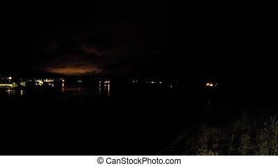 Brücke, FEHLER,  connel,  -, fällt, Stunden, Zeit, Nacht, gesehen,  lora,  8