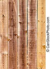 brązowy, drewno, pasy, zwietrzały, struktura