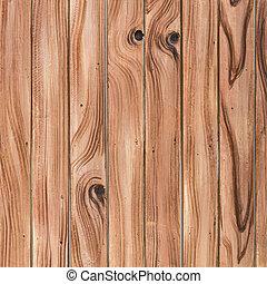 brązowy, drewno, tło, struktura, deska