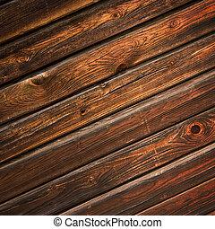 brązowy, drewno, tło