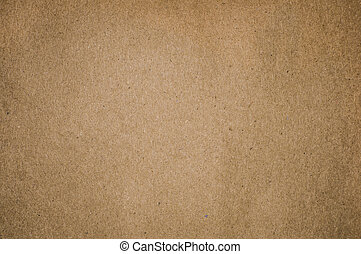 brązowy, textured, czysty, papier, tło