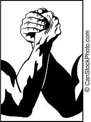 braço luta