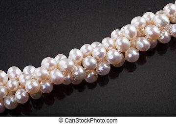 braccialetto perla