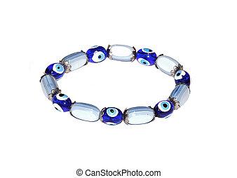 braccialetto, vetro