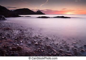 Bracelet Bay pebbles