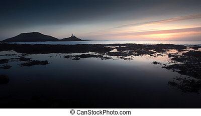 Bracelet Bay sunrise
