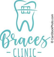 Braces clinic design concept