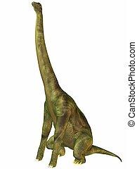 Brachiosaurus - 3D Render