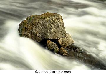 bracing the stream