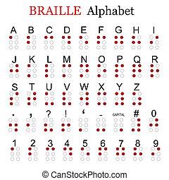braille, alphabet