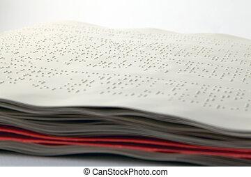 braille, méthode
