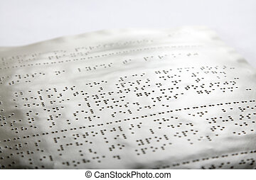 braille, método