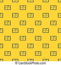 braille, padrão, vetorial