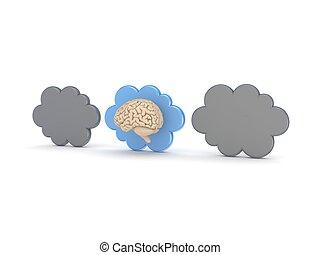 brain., ανθρώπινος