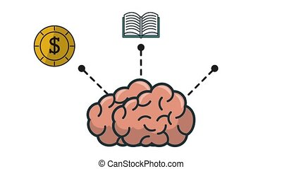 Brain and knowledge - Brain thinking in money, knowledge and...