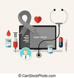 brain cancer treatment chemotherapy medicine medical diagnosis