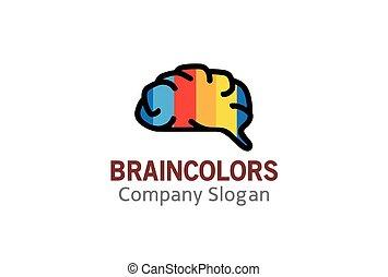 Brain Colors Design