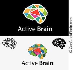Brain Logo Logos