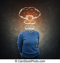 brain nuclear boom