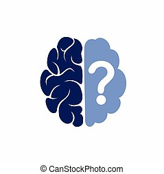 Brain question logo