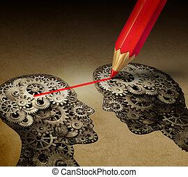 Brain Telepathy