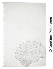 Brain vintage