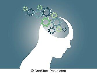 brain01, humain