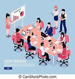 Brainstorm Conference Illustration
