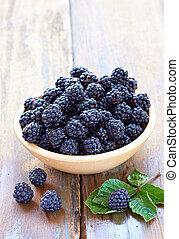bramble fruit healthy food