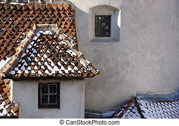 Bran Castle: Dracula`s Castle in Romania
