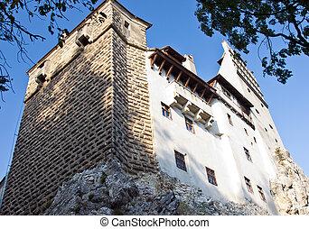 Bran (Dracula) Castle. Transylvania, Romania.