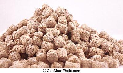 Bran the rye balls - Rye bran including bran, flour, malt...