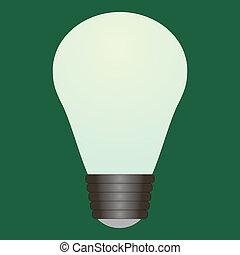 branca, lâmpadas incandescentes