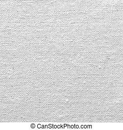 branca, linho, textura, para, a, fundo