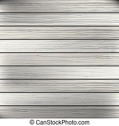 branca, madeira, cinzento, textura, prancha