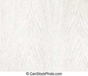 branca, madeira, ou, fundo, textura