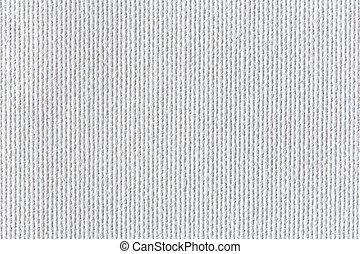 branca, ou, texture., fundo, lona