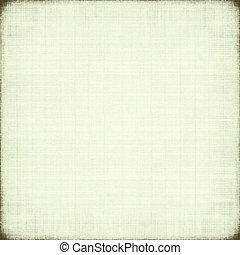 branca, papel, feito à mão, fundo