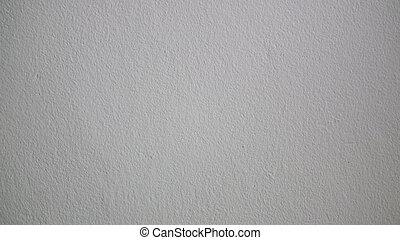 branca, parede concreta
