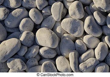 branca, pedra