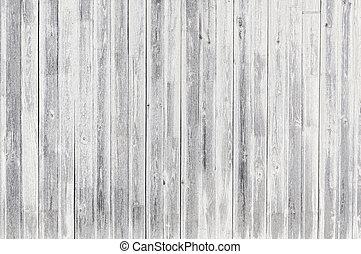 branca, textura madeira, ou, fundo