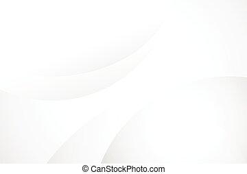 branca, vetorial, abstratos, fundo
