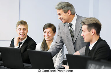branche hold, arbejder