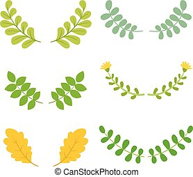 branching Decorative collection design
