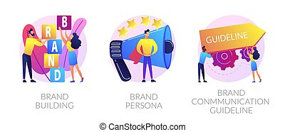 Brand awareness vector concept metaphors. - Corporate ...