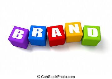 Brand Colored