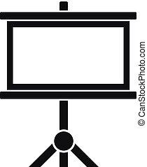 Brand conception icon, simple style - Brand conception icon...