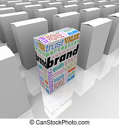 Brand - Many Boxes One Product Best Unique - Many boxes on a...